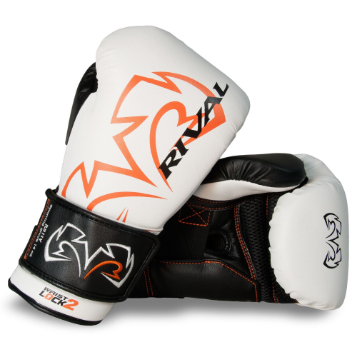 Rival RS11V Sparring Gloves - White
